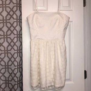W118 by Walter Baker White dress